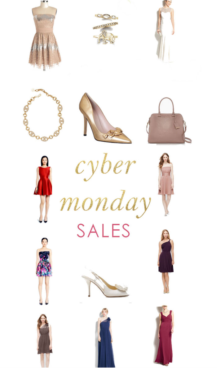 list of cyber monday sales 2014 for wedding attire_2