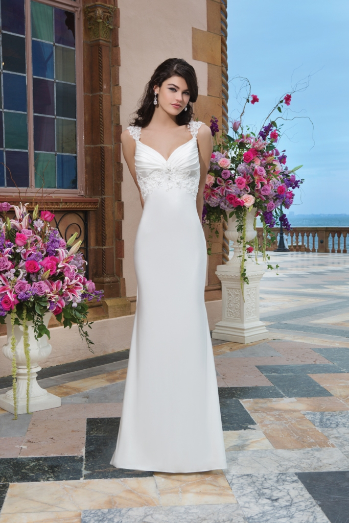 Style 3829 by Sincerity Bridal