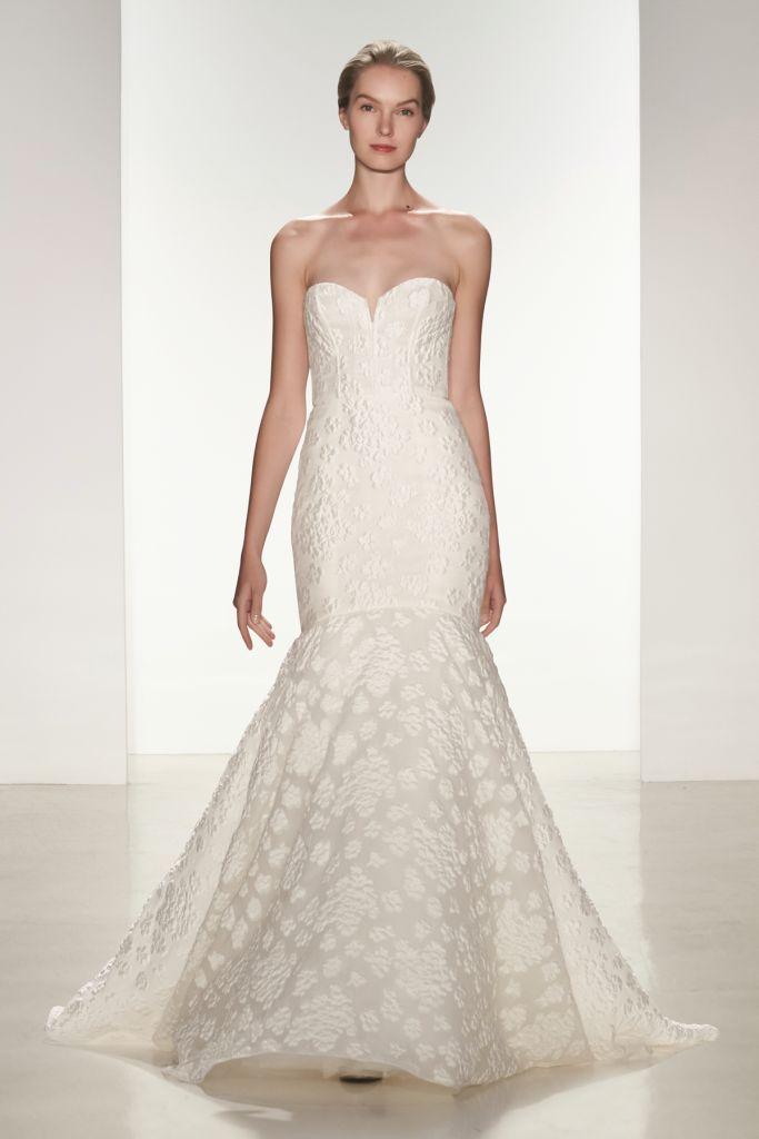 Amsale 2015 Wedding Dresses Aida