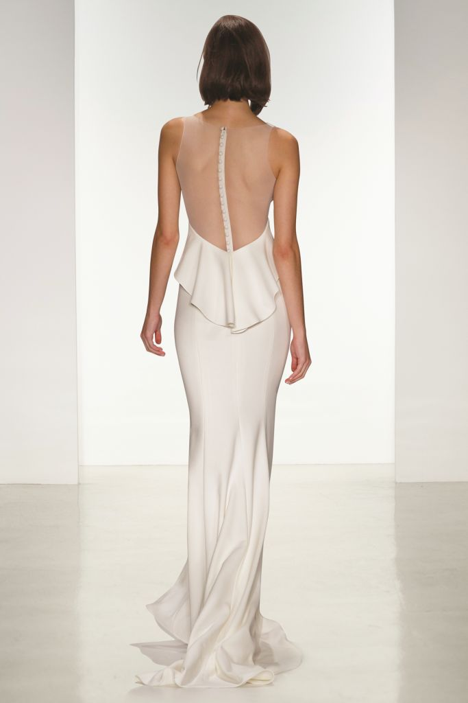 Amsale Wedding Gowns Fall 2015 Demi