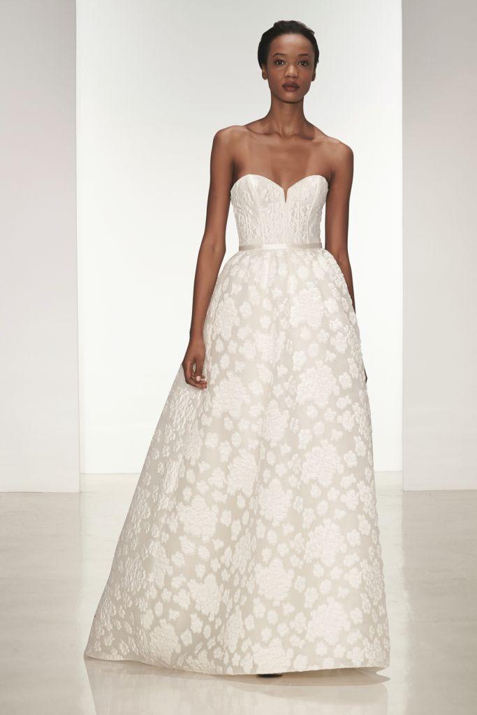 Amsale  Ingrid wedding dress