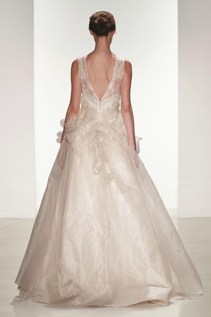 Amsale Alaina bridal gown