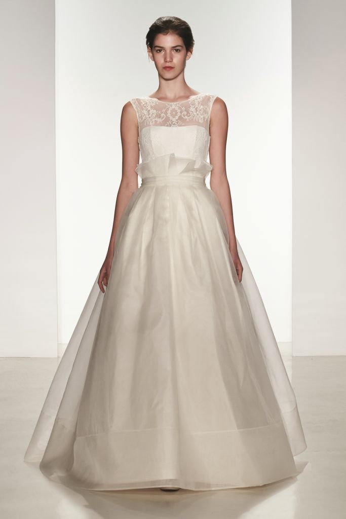 Wedding dress Bren Amsale