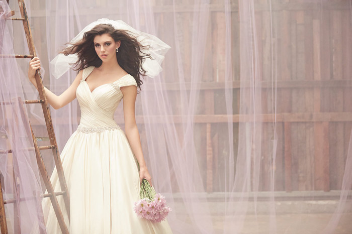 Madison James Wedding Dresses Spring 2015 Style MJ110