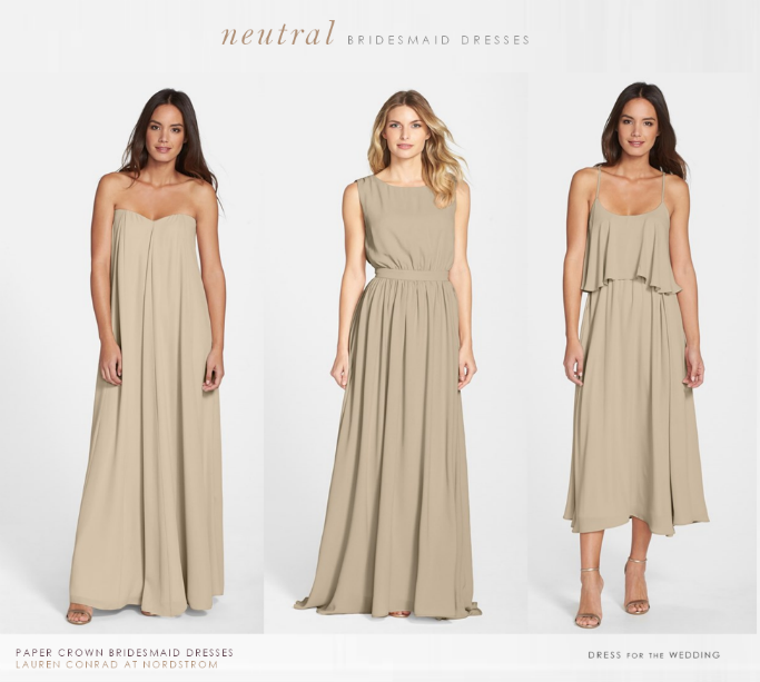 dark beige bridesmaid dresses wwwpixsharkcom images
