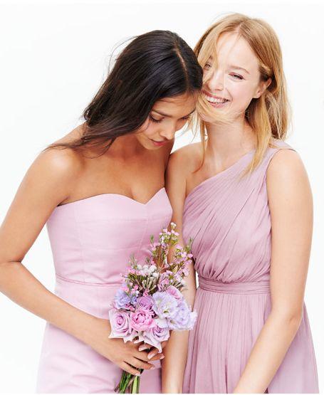 J. Crew Bridesmaid Dresses
