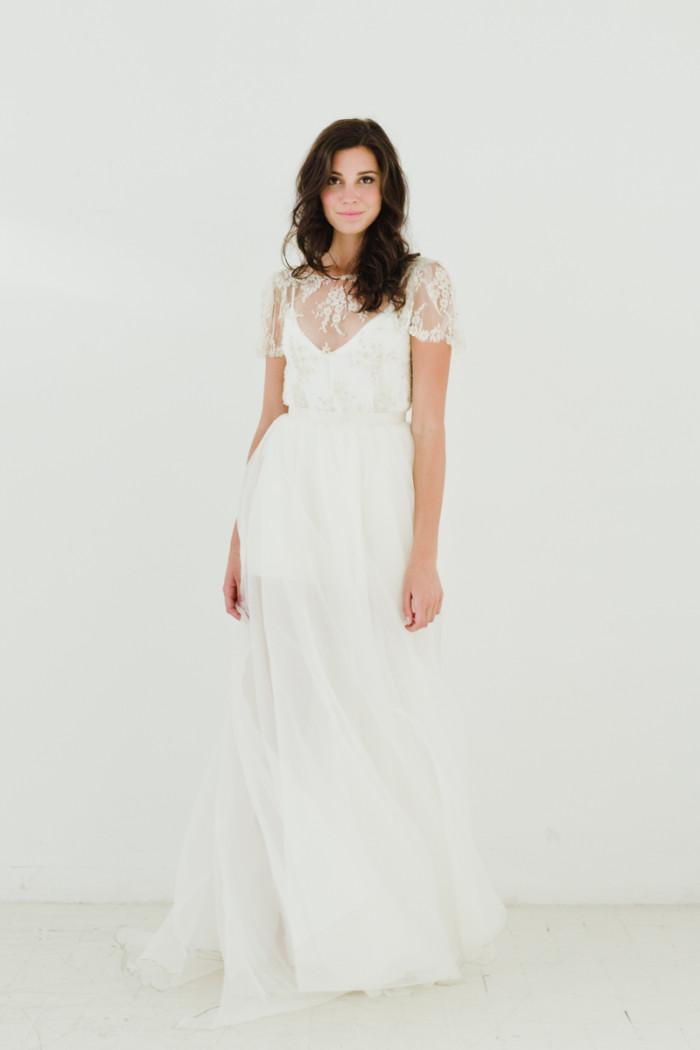 Joie Sarah Seven Wedding Dresses 2015