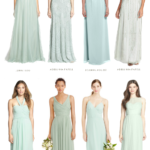 Mint bridesmaid dresses 2