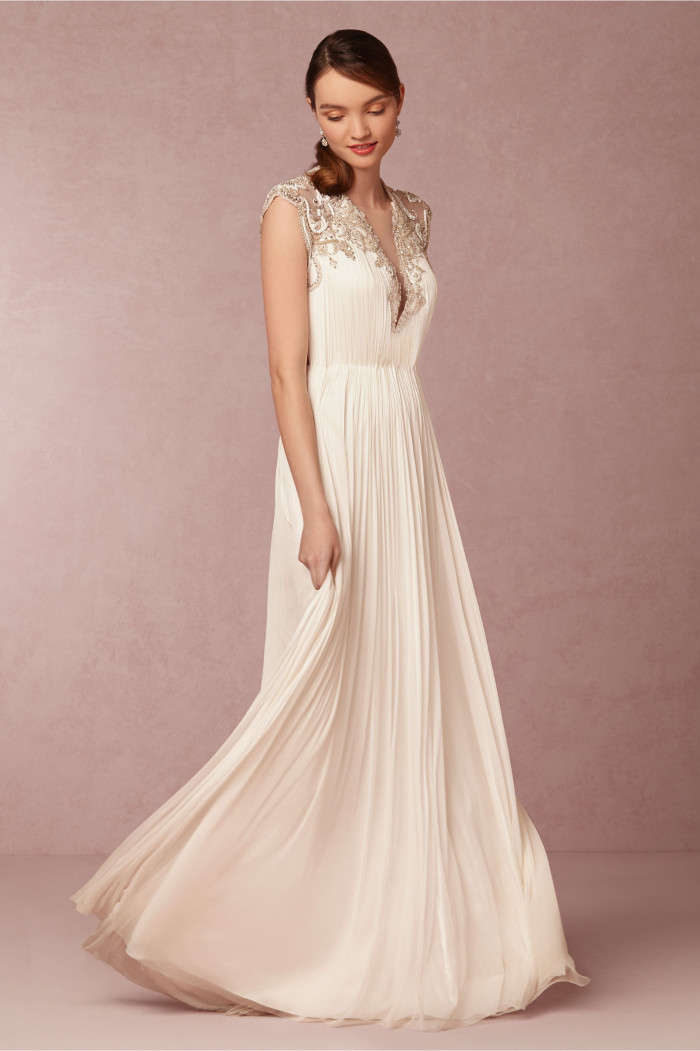 Winnie Wedding Gown at BHLDN