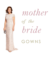 Mother of the Bride Dresses by Color