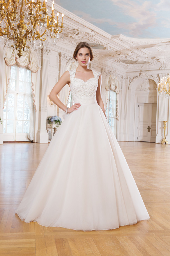 6360 Lillian West Wedding Gown