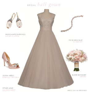 Ball Gown Wedding Dress from Lillian West