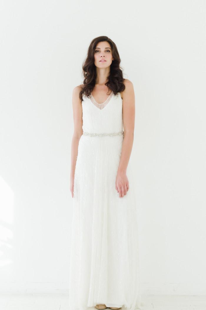 Lexington Sarah Seven Gold Label 2015 wedding dress