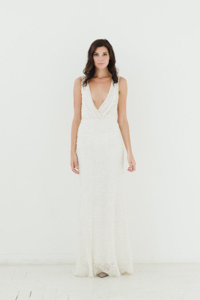 Rivington Gown Sarah Seven Gold Label Wedding Dresses
