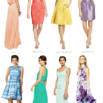 women's wedding guest attire for spring