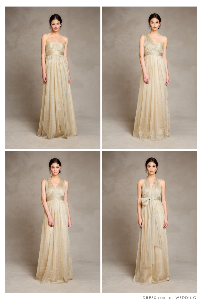 Annabelle Convertible Bridesmaid Dresses Jenny Yoo