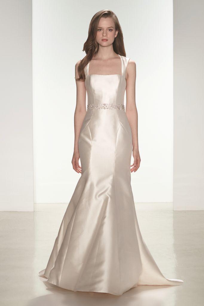 Blaine nouvelle Amsale wedding dress