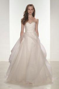 Erin nouvelle Amsale wedding dresses