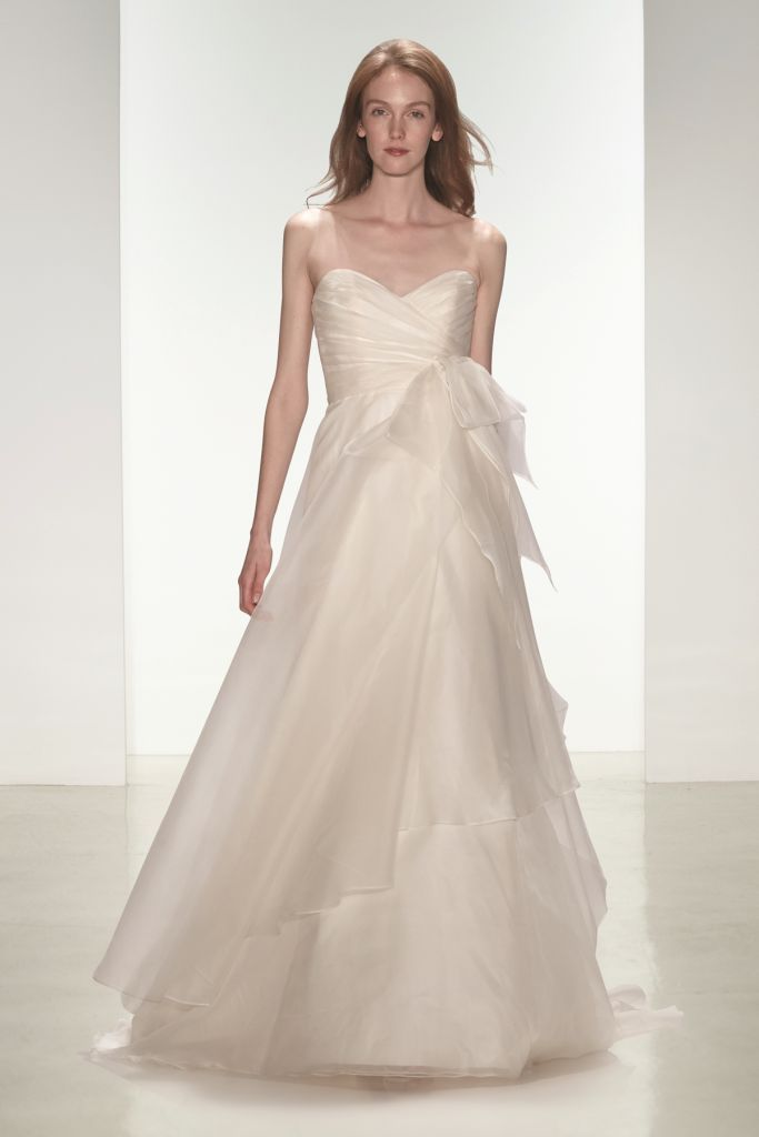 Finley wedding dress nouvelle Amsale