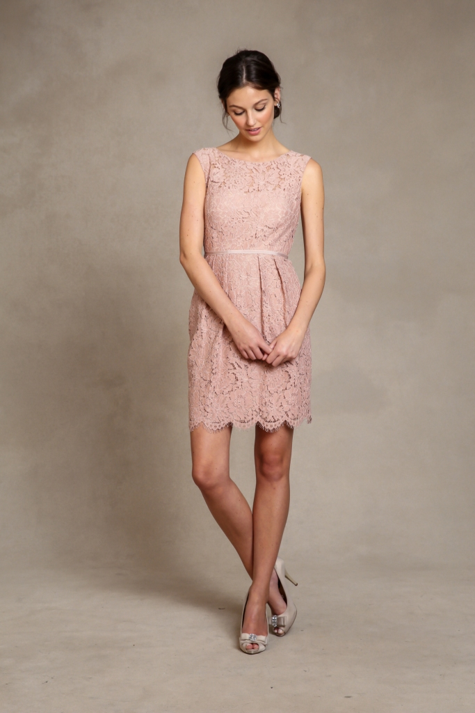 Harlow Lace Bridesmaid Dresses