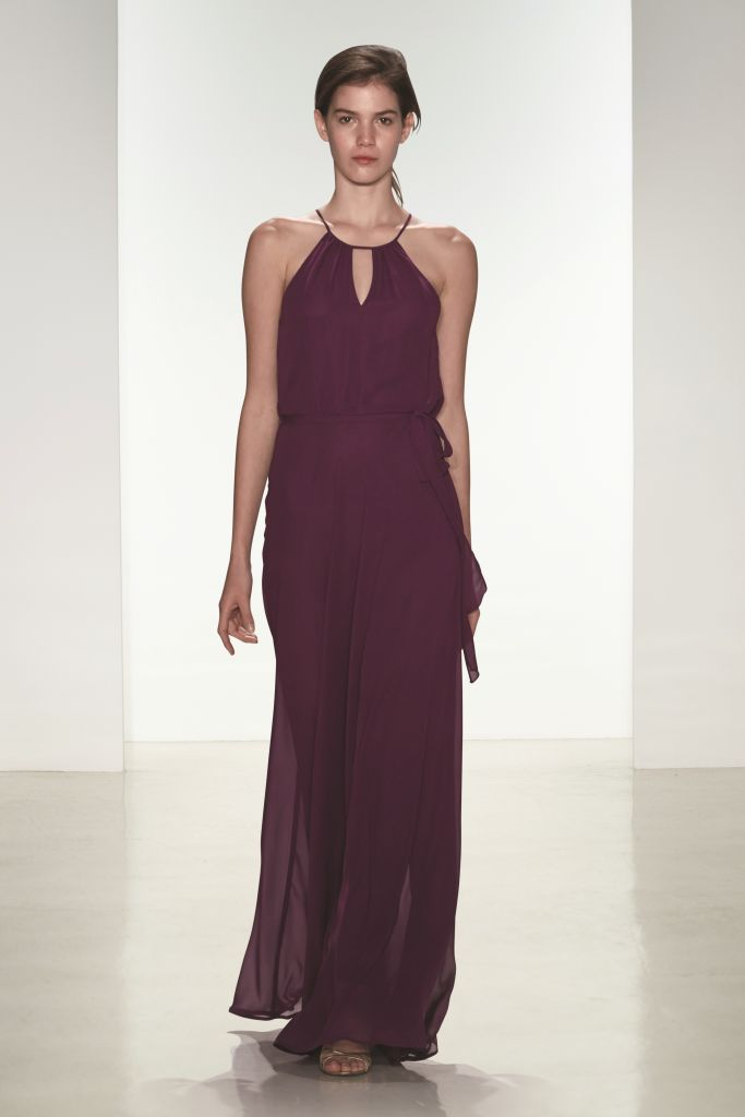 Bridesmaid dresses from nouvelle amsale for fall 2015 for Nouvelle amsale wedding dress
