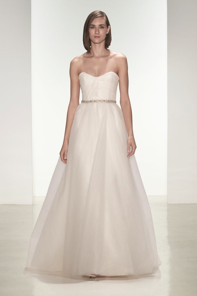 Wedding dresses by nouvelle amsale fall 2015 for Amsale wedding dress price
