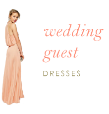 Shop dresses for wedding guests