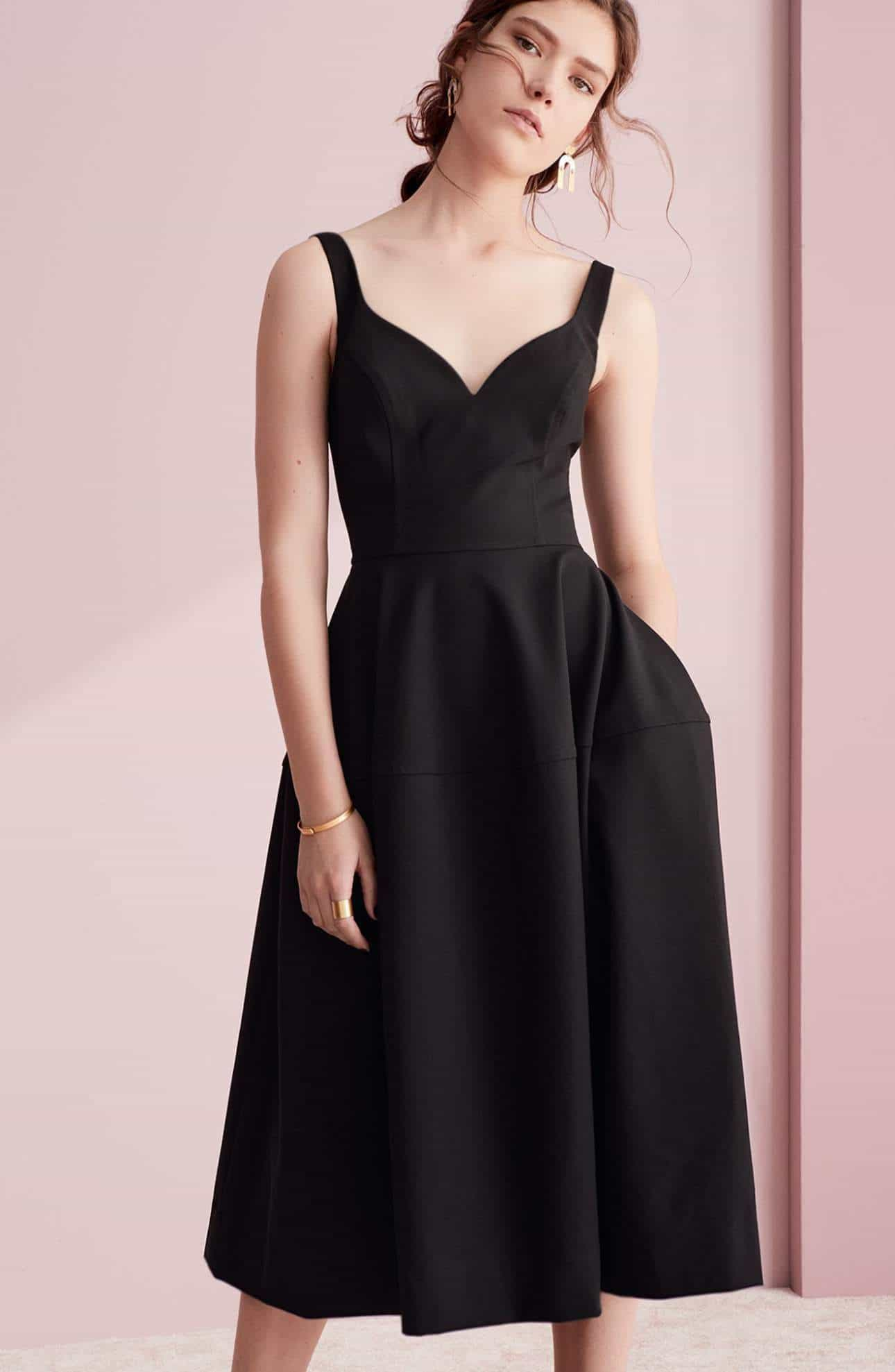 Black Dresses | Black Dresses for Wedding Guests