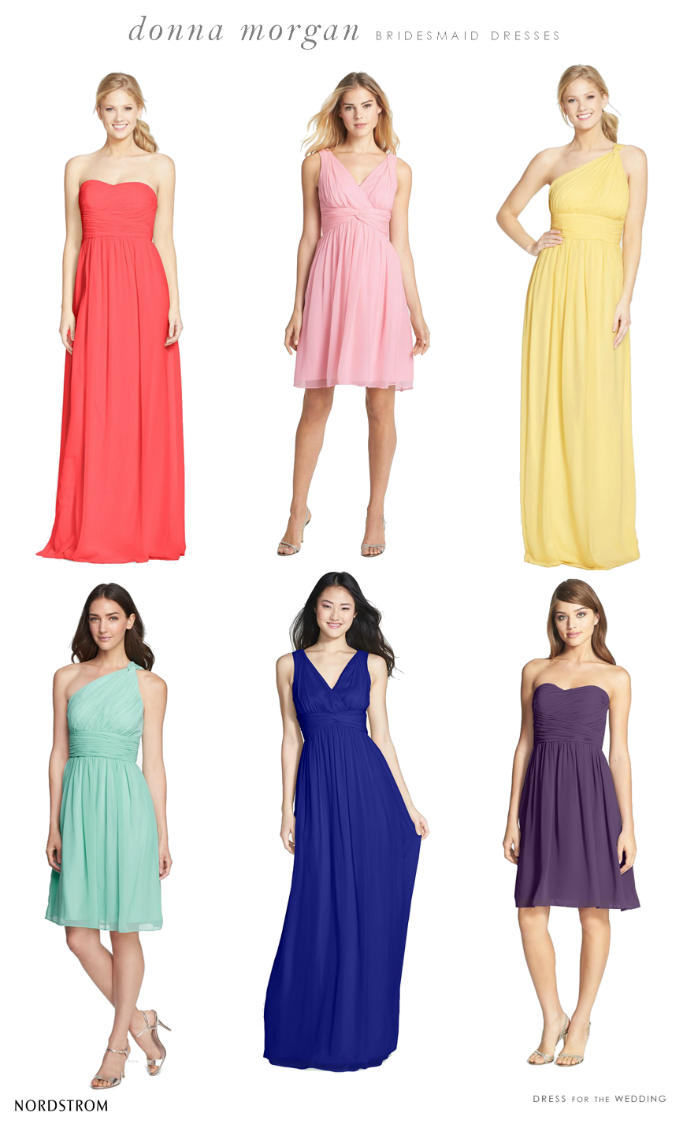 Find the perfect bridesmaid dresses at nordstrom for Nordstrom short wedding dresses