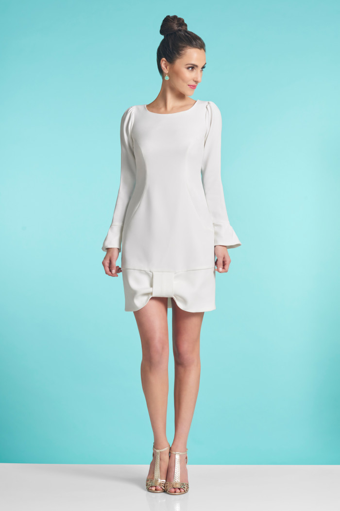 Kirribilla Penny dress in Ivory