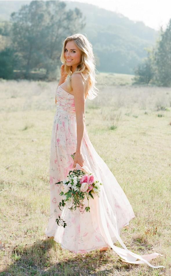 Plum Pretty Sugar Bridesmaid Dress Charlie