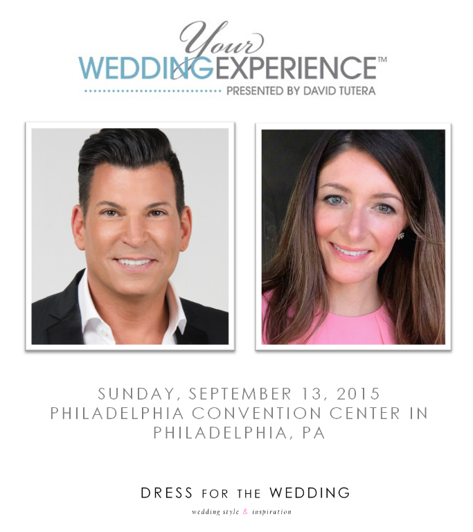 YWE_ DavidTutera and Dress for the Wedding