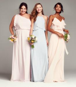 nouvelle Amsale Bridesmaid Dresses Nordstrom