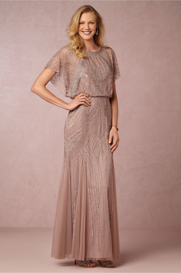 Beaded Dresses For The Mother Of The Bride