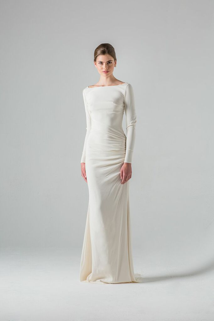 Colmar, wedding dress by Anne Barge Spring 2016  Collection
