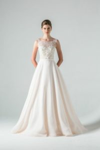 Peony Anne Barge Wedding Dress