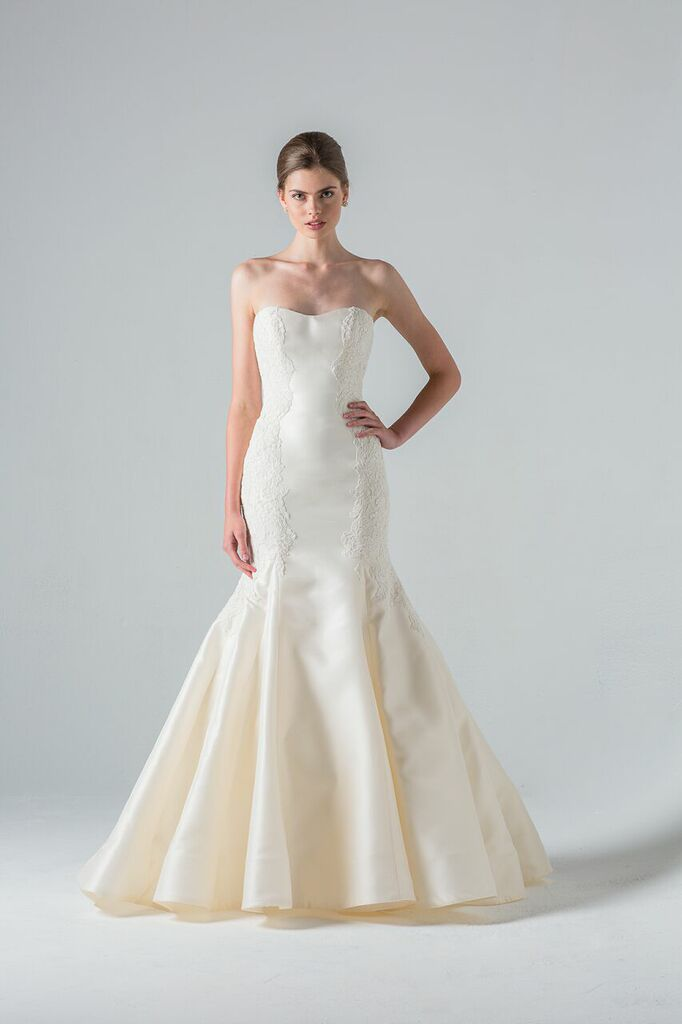 Designer bridal gowns by Anne Barge 'Villette'