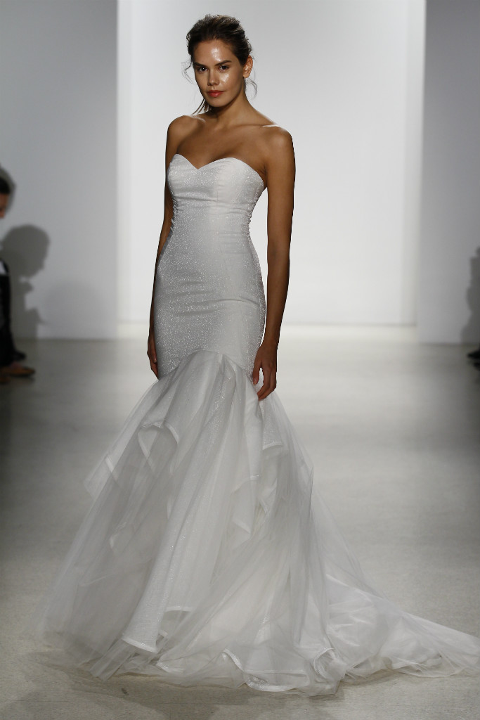 Zoey Wedding Dress Spring 2016
