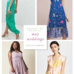 outfits and pretty dresses to wear to may weddings