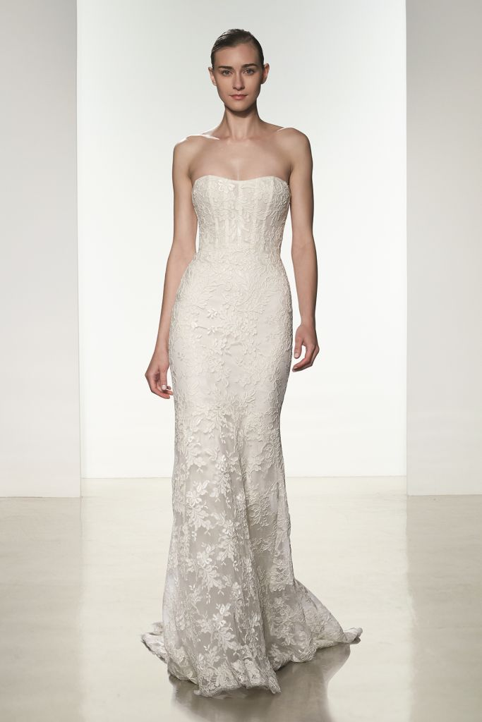 Amsale Couture Wedding Dress