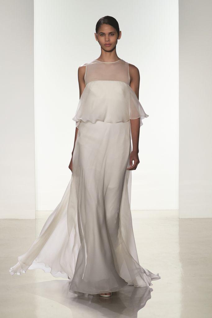Amsale designer wedding gowns for spring 2016 for Wedding dress designer m