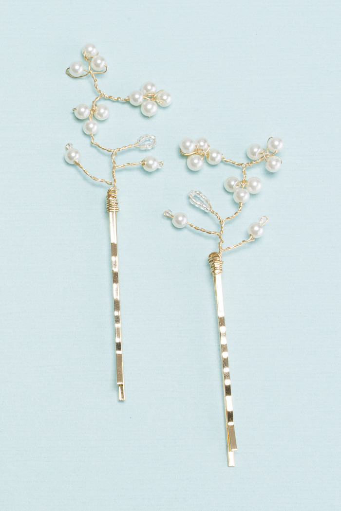 Fern Forest Pin Set by Untamed Brides