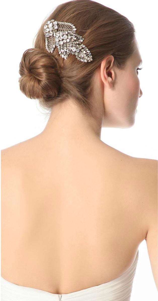 Jenny Packham Bridal Hair Comb