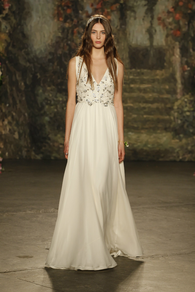 Jenny Packham Bridal Gowns 2016 Embellished Gown
