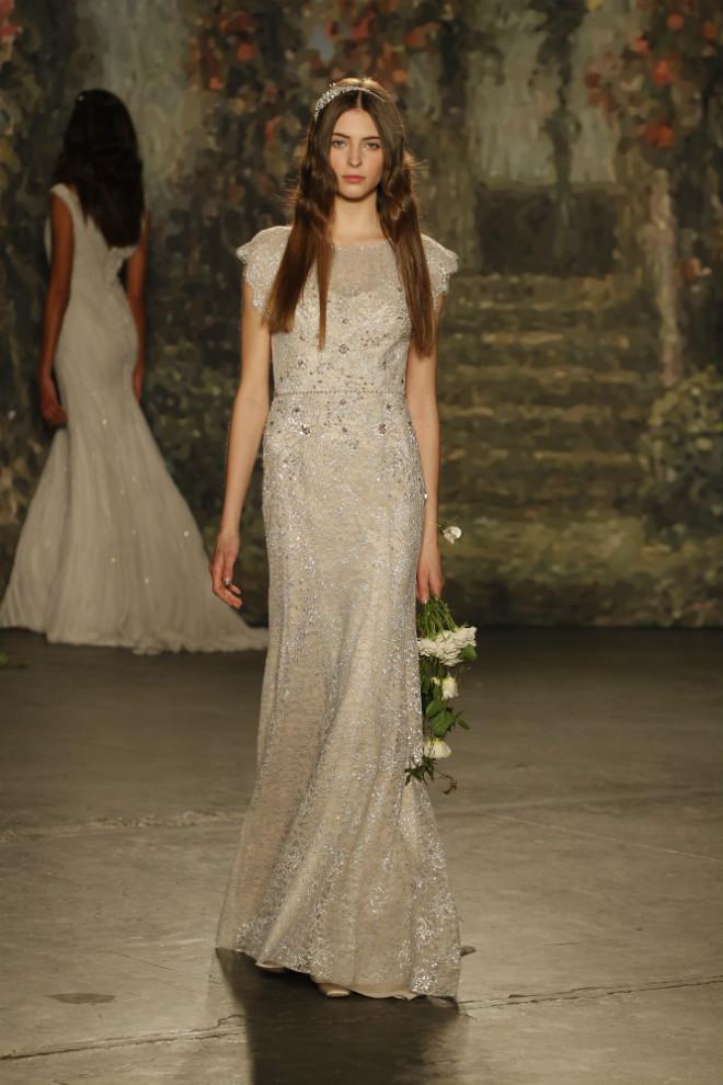 Gorgeous Jenny Packham Wedding Dress