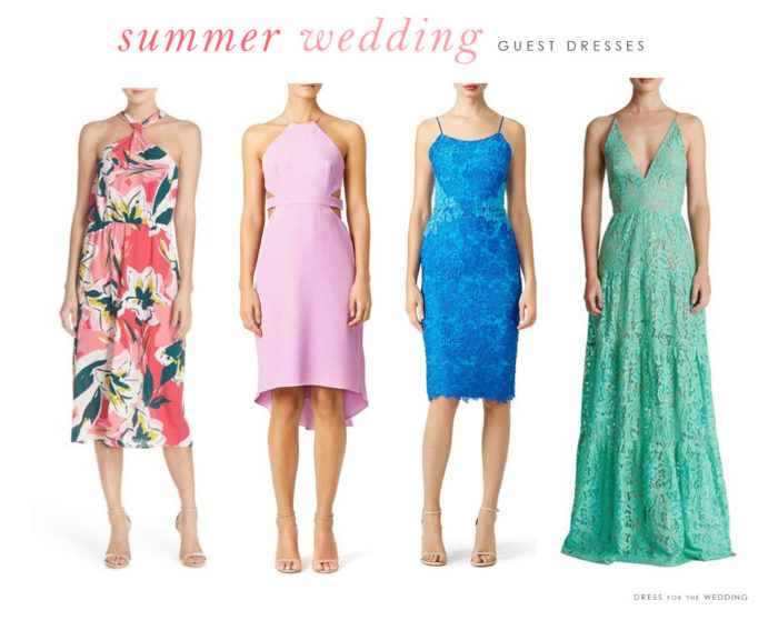 Dress to wear to summer wedding