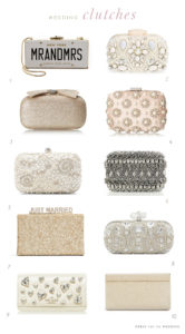 Clutches for Weddings
