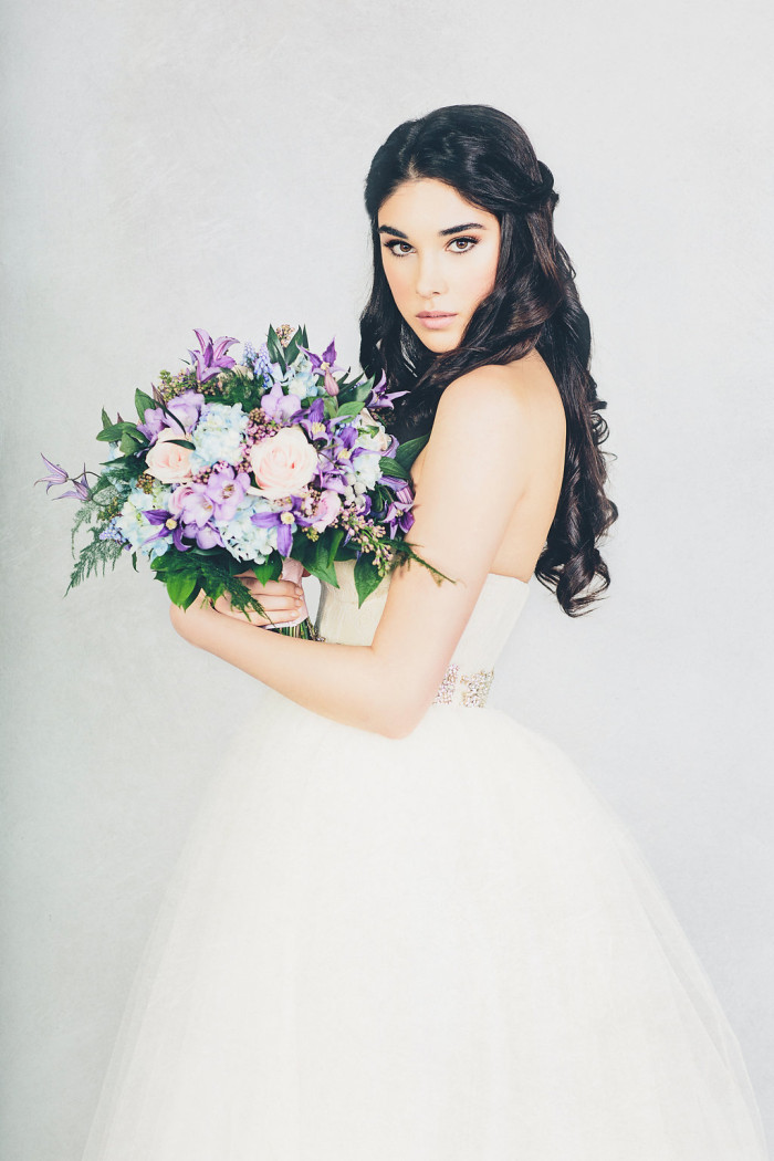 Tulle Skirt Wedding Gown | Elizabeth Stuart