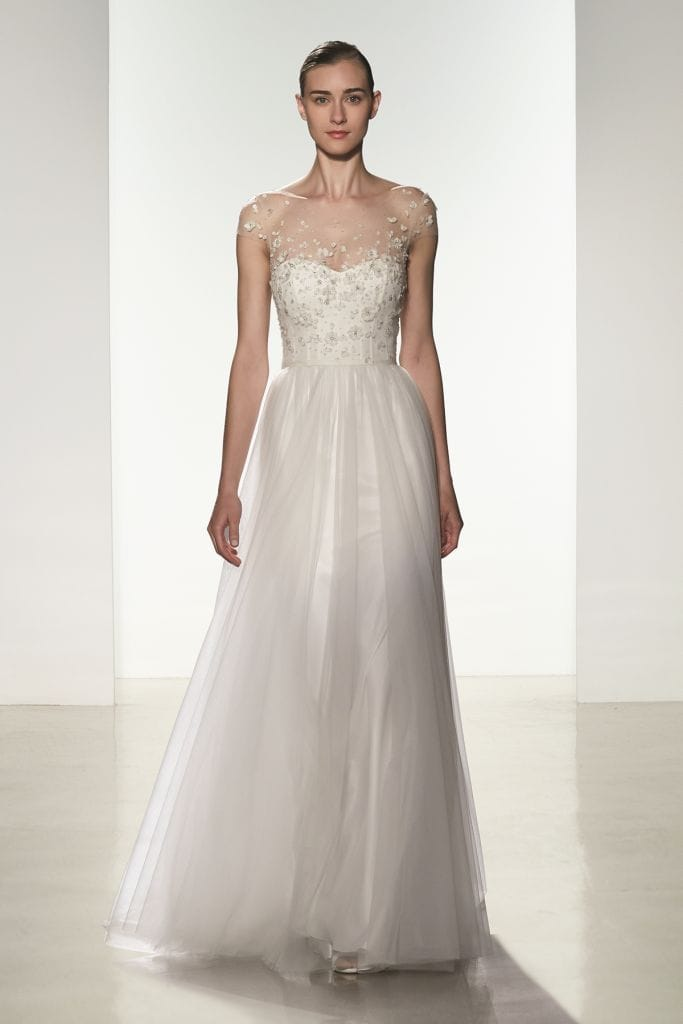 Hayden, Christos Wedding Dress