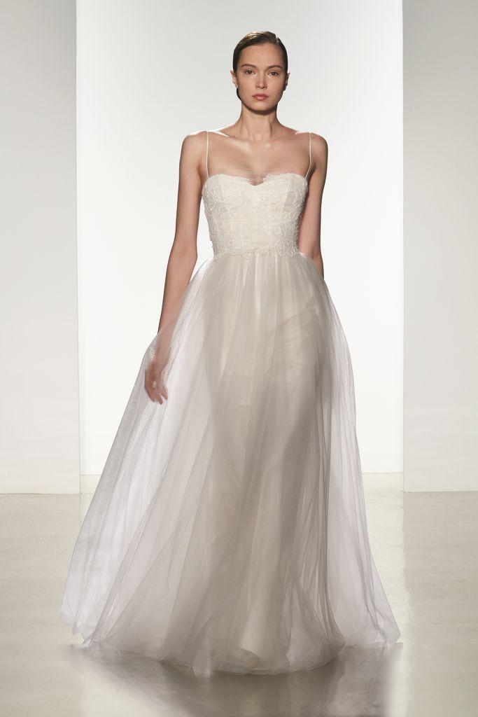 'Lina' wedding dress by Christos 2016